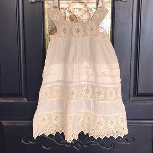 Vintage baby blessing dress